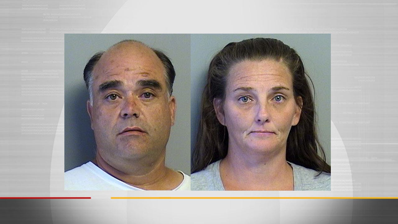 Tulsa Couple Accused Of Using Crash Victim's Credit Card Arrested