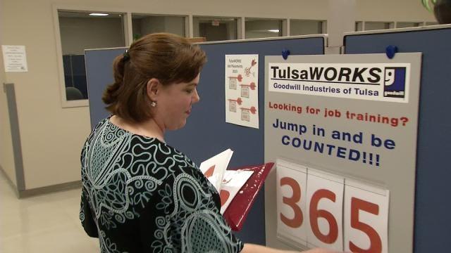 TulsaWORKS Program Puts Years' Worth Of Tulsans To Work