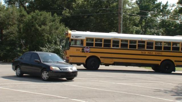 Students Recall Frightening Tulsa Bus Ride