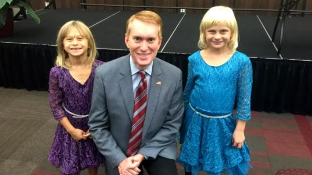 Tulsa Widower Meets With Senator Lankford About Mammogram Coverage