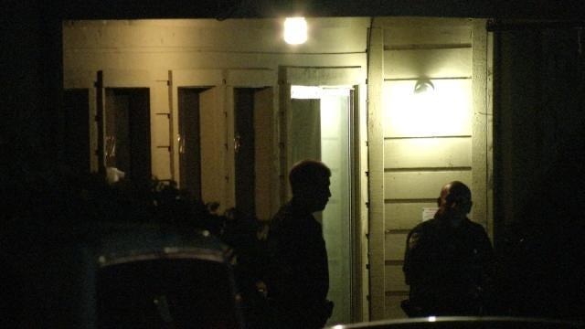 Flat Tire Stalls Tulsa Armed Robbery Suspect