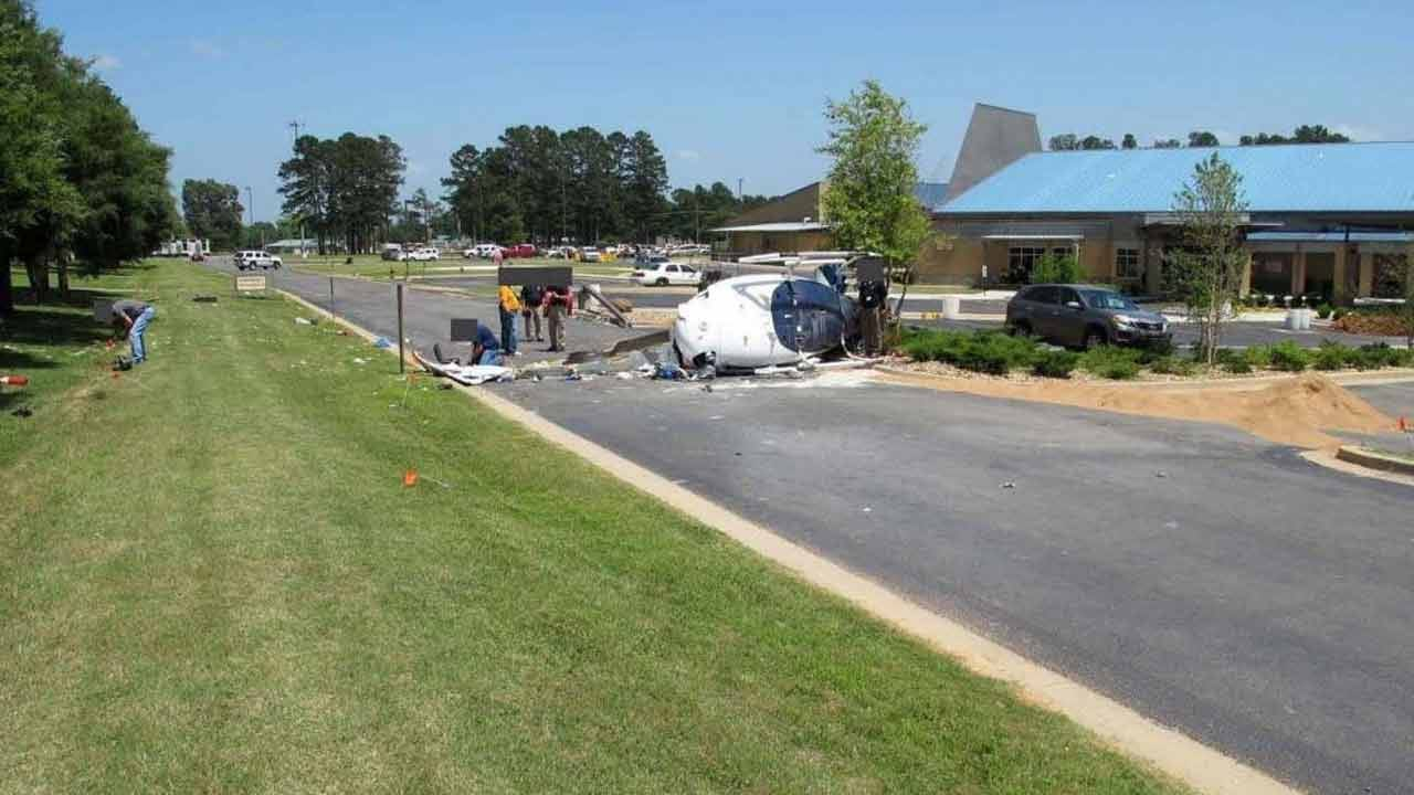 NTSB: Fatal Talihina Helicopter Crash Leads To Changes