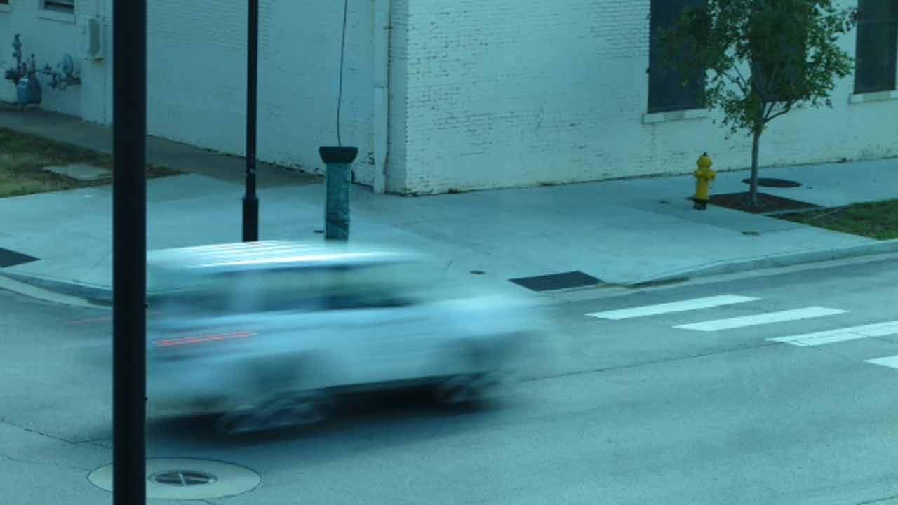 Tulsa Halts Parking Meter Test In Brady District