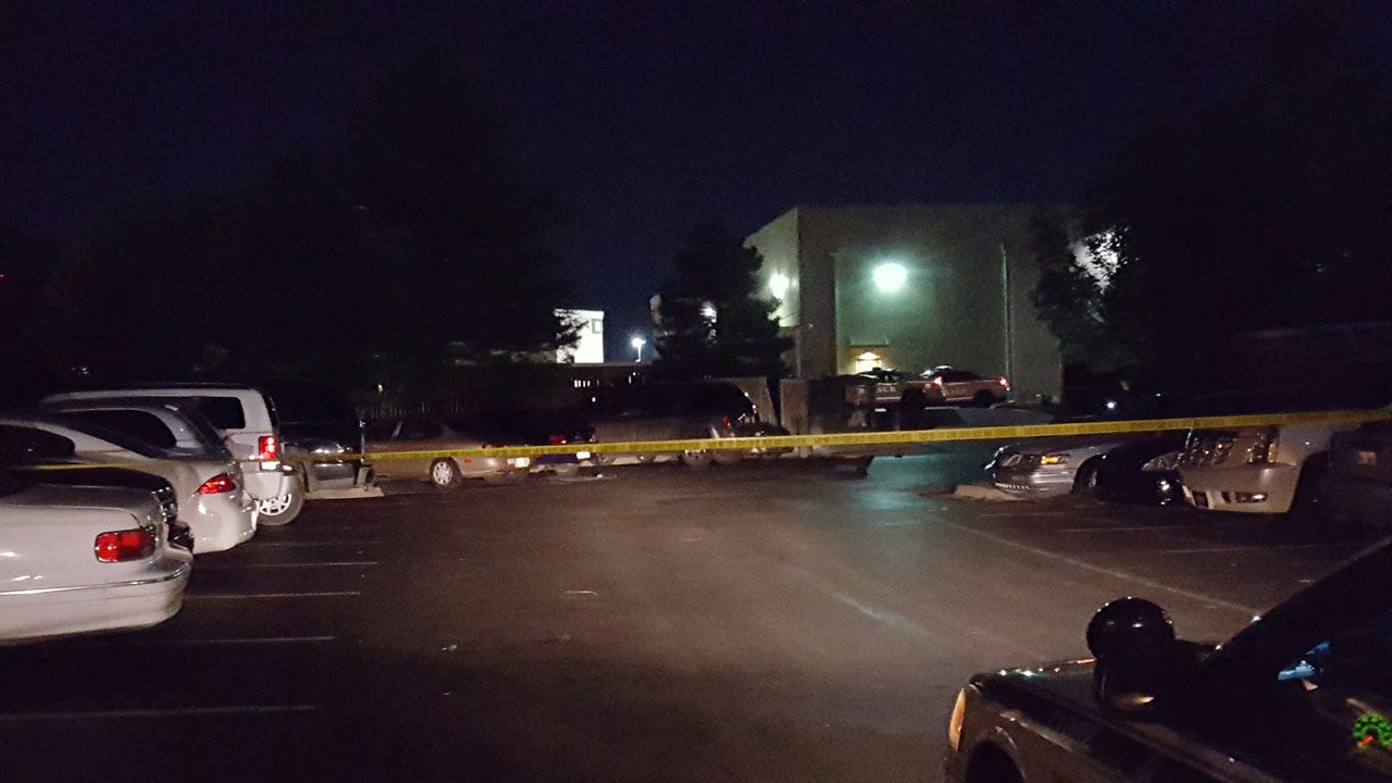 Police: Woman Shot In Chest At Tulsa Apartment Complex