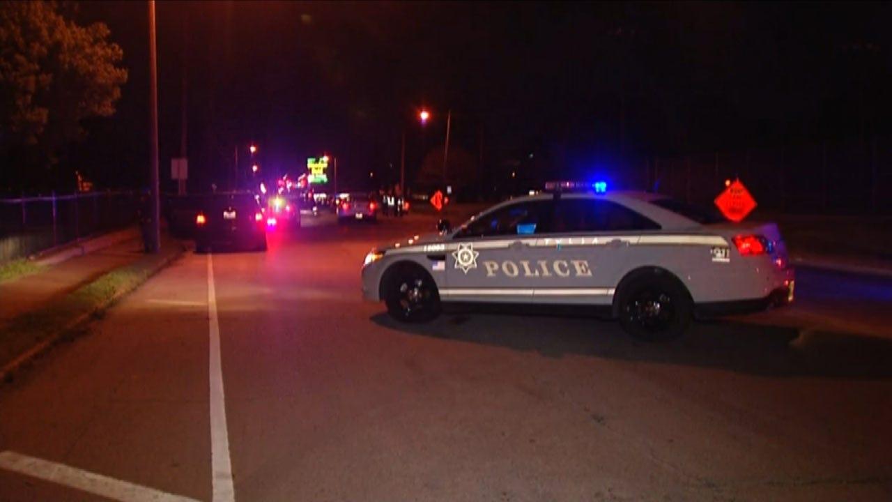 Woman Killed In Tulsa Auto-Pedestrian Accident