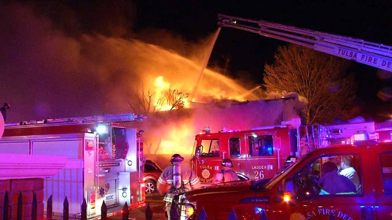 Family: Man Killed In Tulsa Apartment Fire Devoted Life To Helping Others