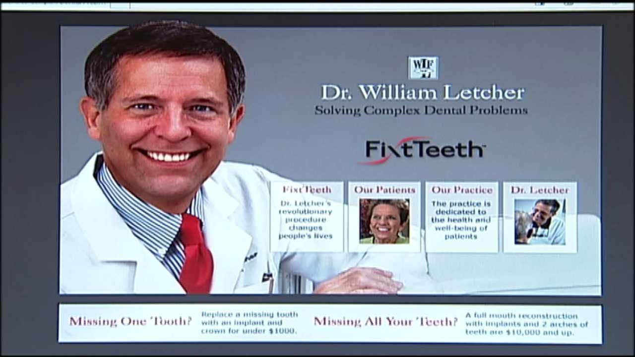 Tulsa Dentist Seeking To Reacquire License Concerns Former Patient