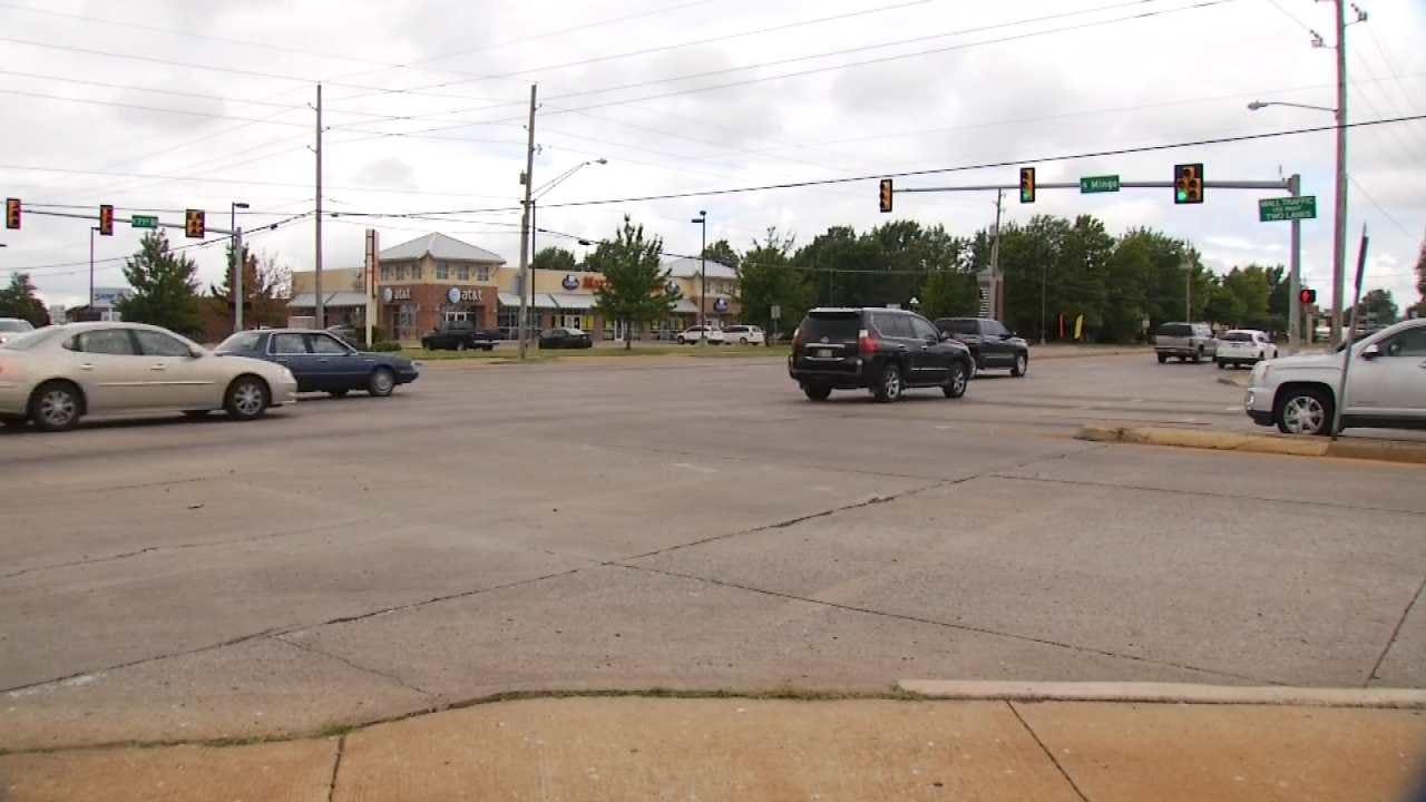 Tulsa Drivers Urged To 'Think Safety' With Start Of School