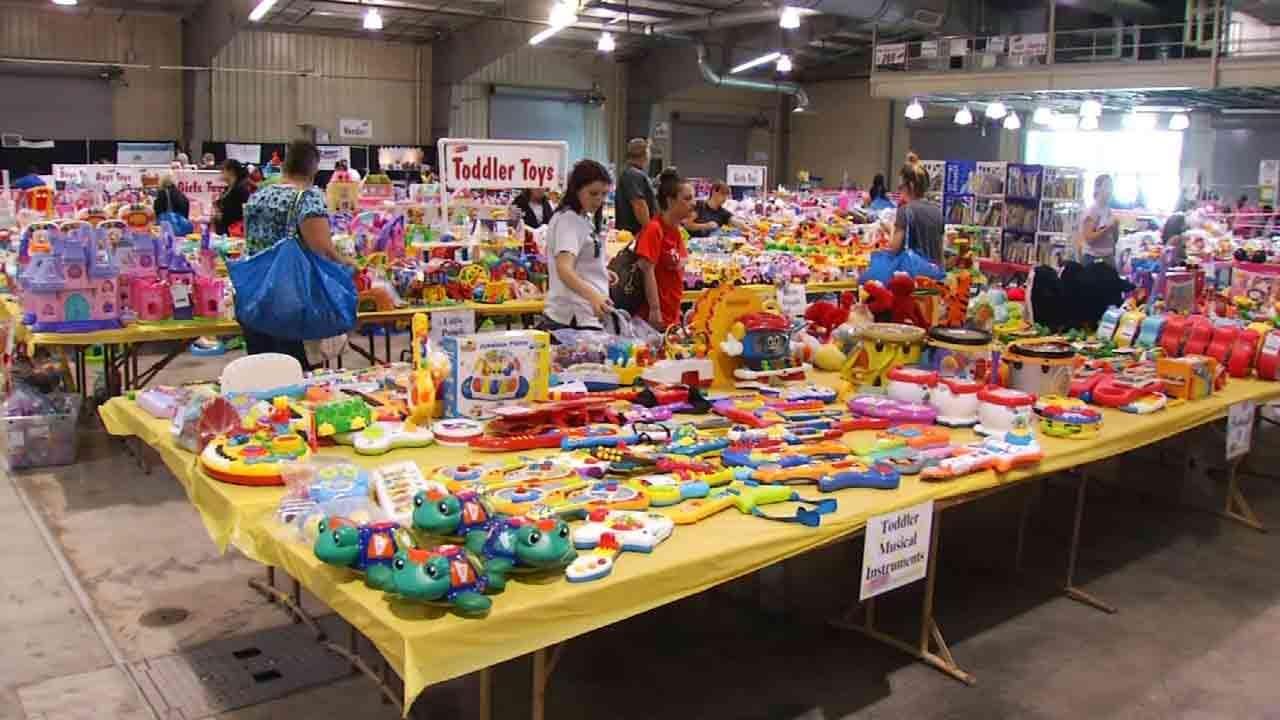 Just Between Friends Sale Opens At Tulsa Fairgrounds