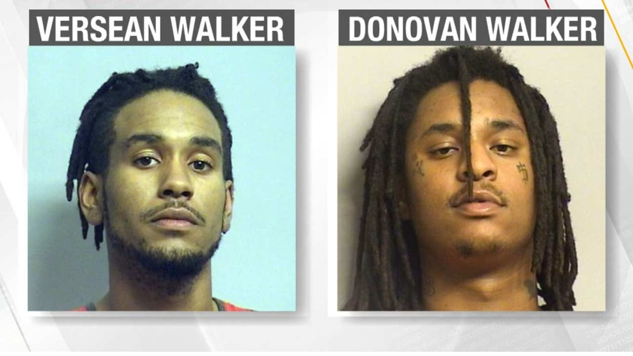 Police Arrest 2 Men For Assaulting Tulsa Man Defending His Daughters