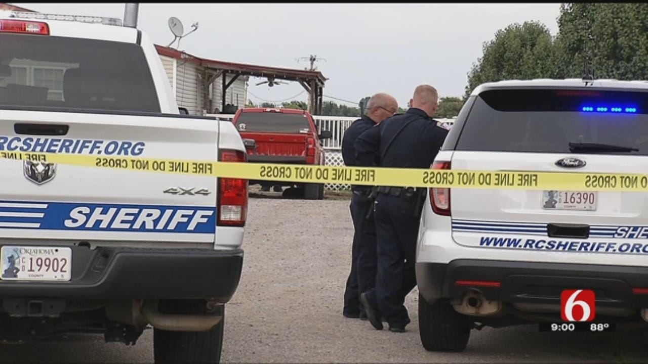 Man Hit In Arm In Deputy-Involved Shooting West Of Oologah