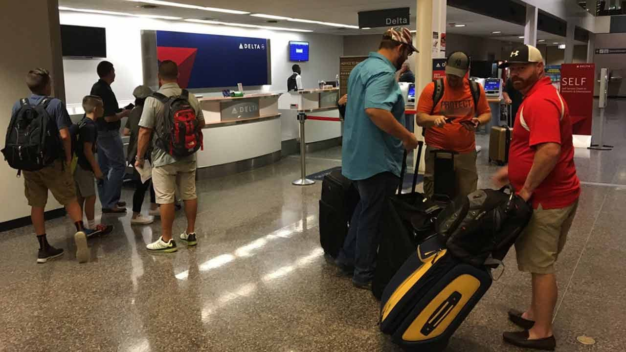 Delta Airlines Computer Outage Causing Widespread Flight Problems