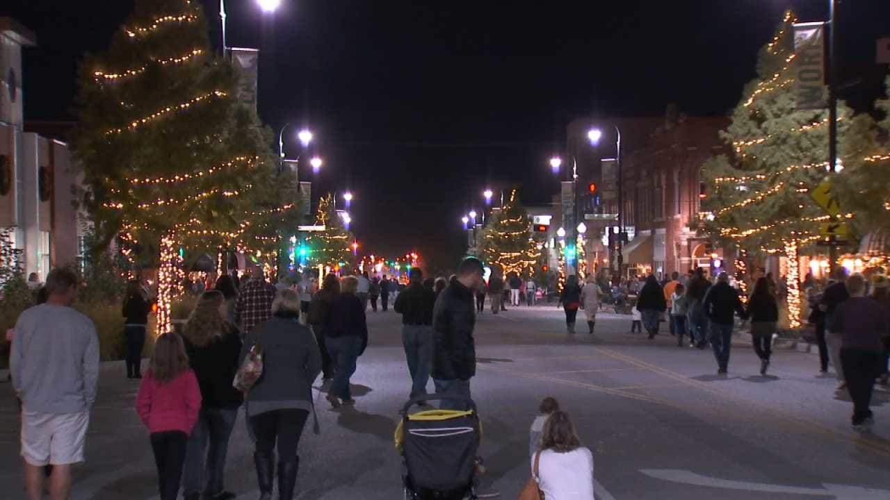Broken Arrow Reminds Shoppers to Shop Local With 'Back To BA'