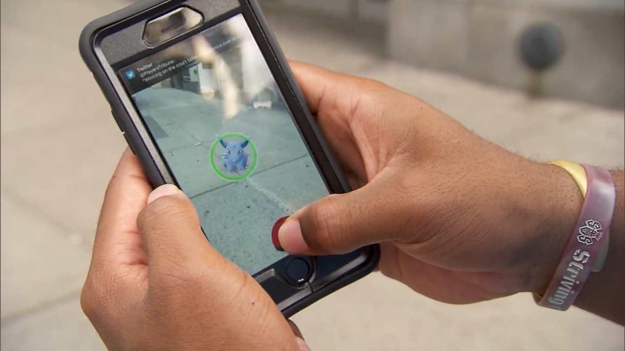 Pokémon Go Invades Sports Venues Across Tulsa
