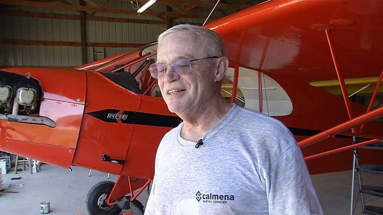 Fellow Pilot Remembers Man Killed In Crash Near Enid
