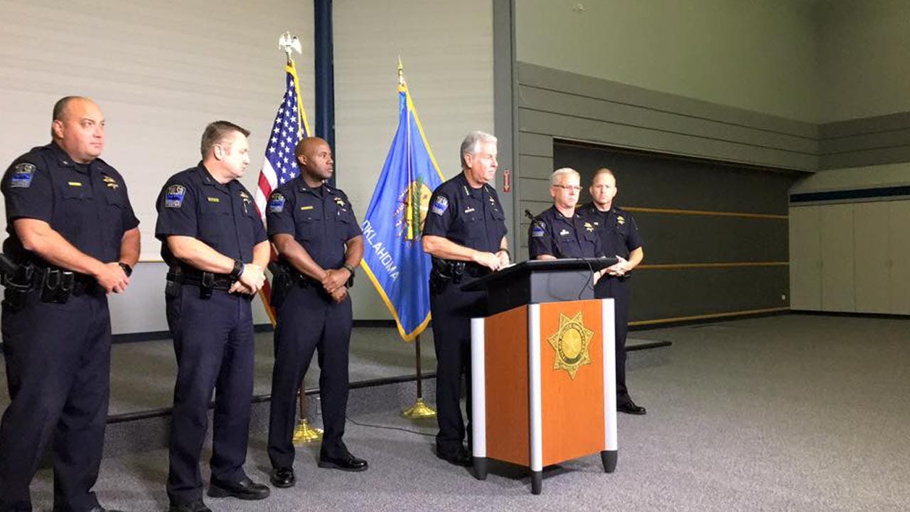 Chief: TPD Will Protect All Tulsans From 'Psychotic Thugs' Like Dallas Shooters