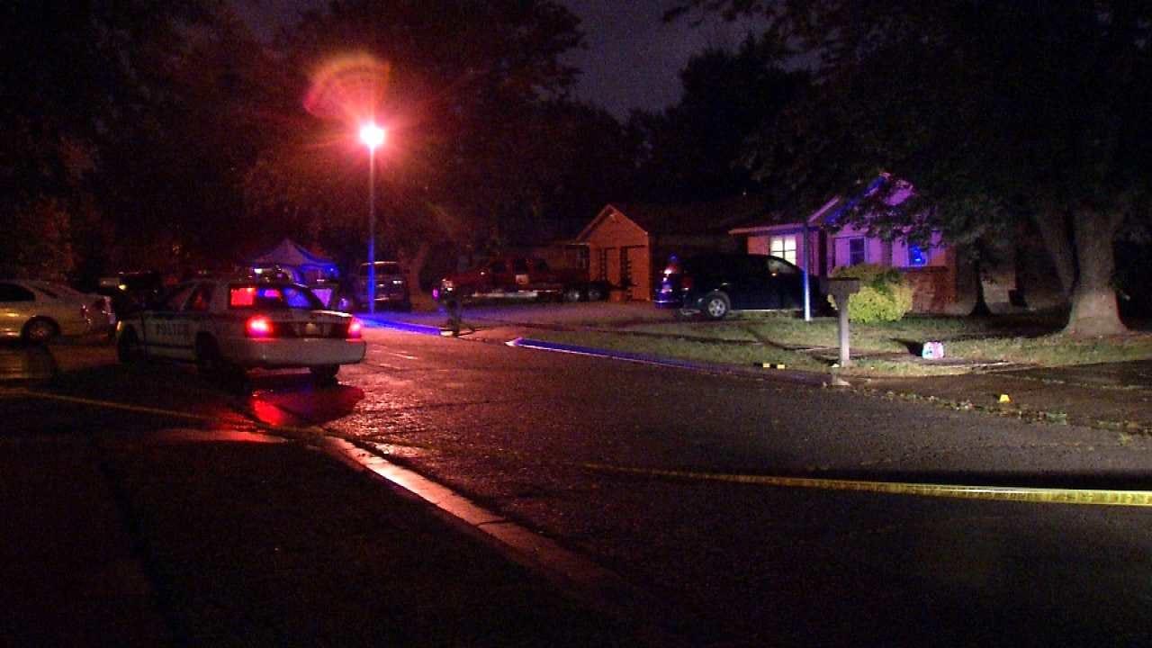 Friend Remembers Murdered Tulsa Man