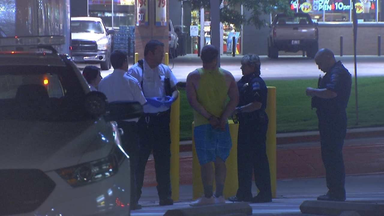 Man Crawls In Drive-Through Window At Tulsa McDonald's