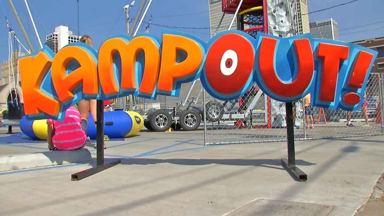 Kanakuk Ministries Brings Summer Camp To Tulsa Kids