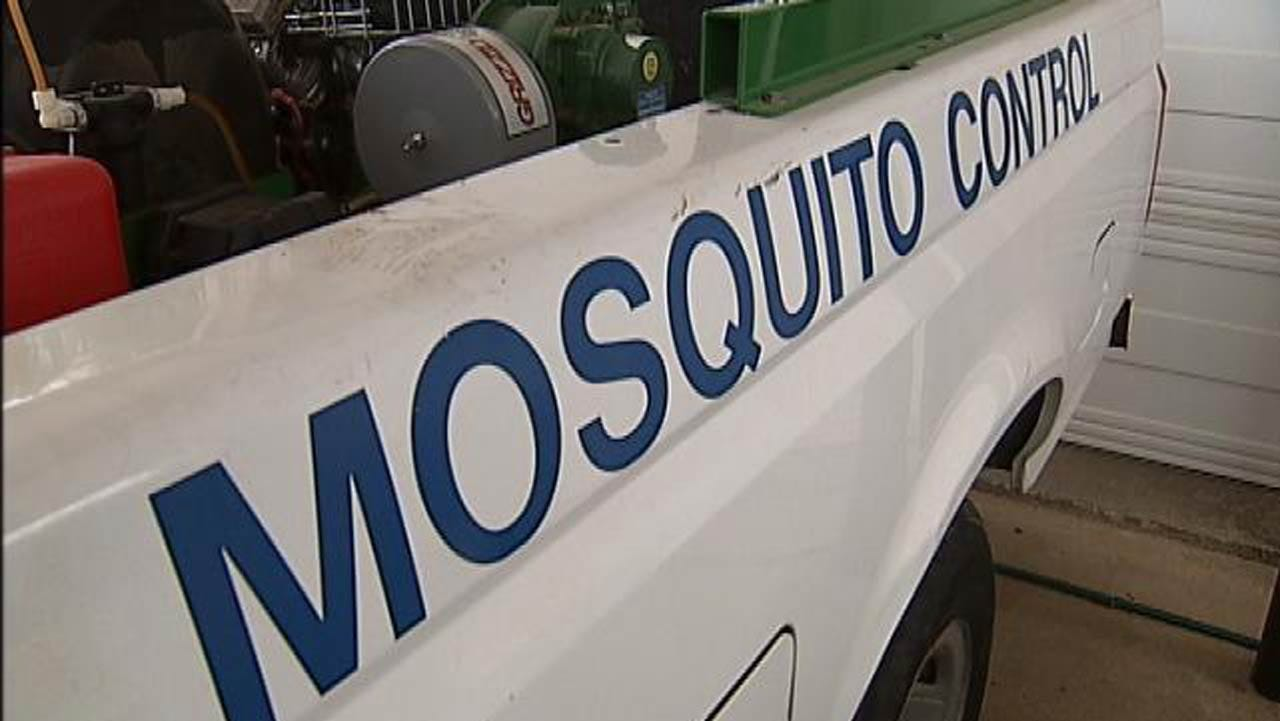 West Nile Virus Infected Mosquitoes Found In Tulsa County