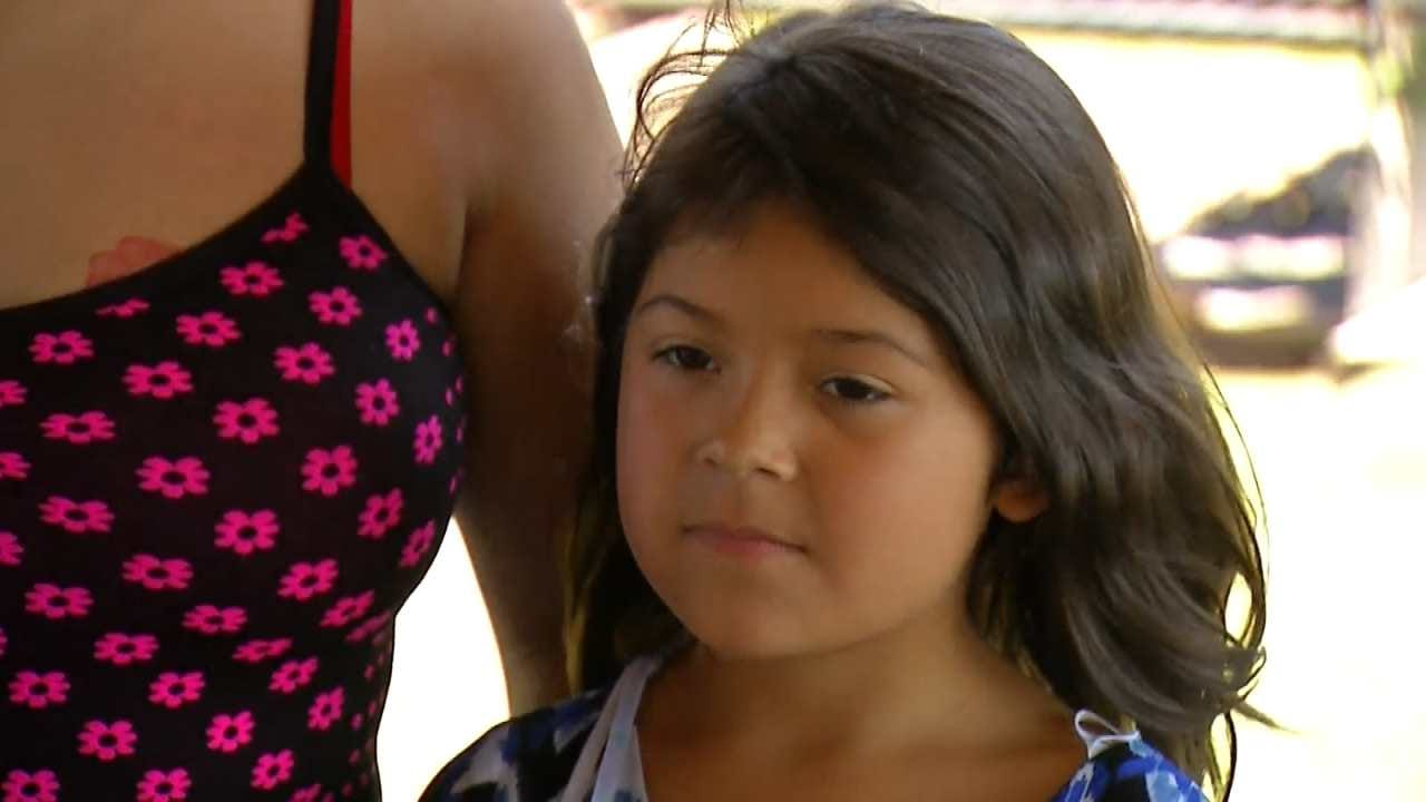 Award Given To Teen Who Administered CPR To 7 Year Old At Oologah Lake