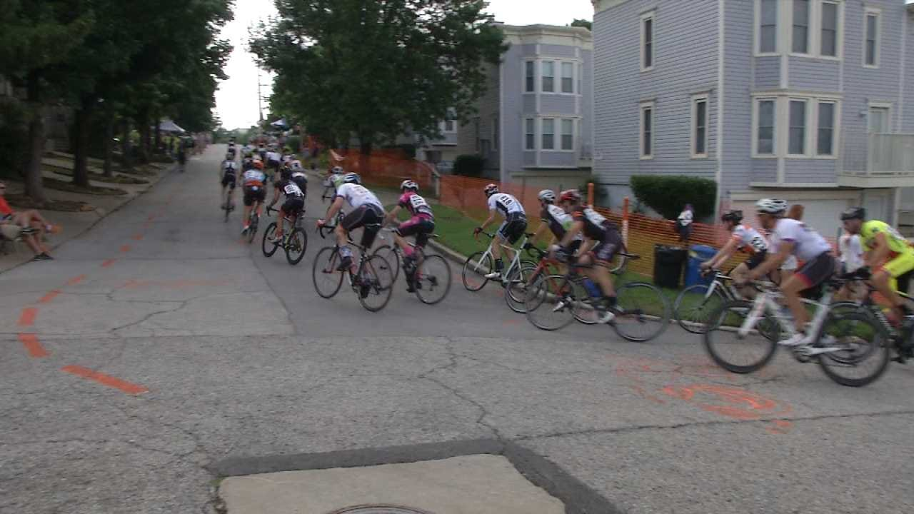 Eight-Year-Old Boy On Mission To Conquer Tulsa's Cry Baby Hill