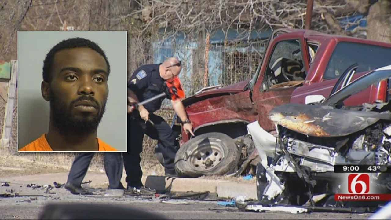 Tulsa's Most Wanted Sought On Murder Charge