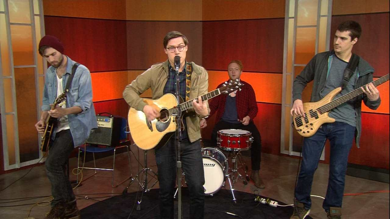 'The Young Vines' Tulsa Band Showcased At SXSW
