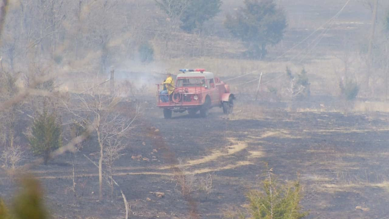Law Change Would Allow OK Ag Producers To Burn During Burn Ban