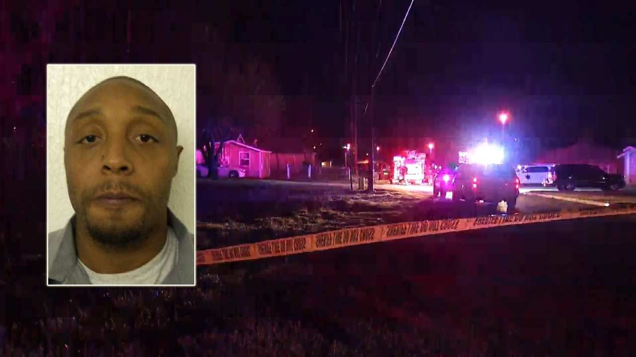 Deputies Look For Person Of Interest In Tulsa County Shooting Death