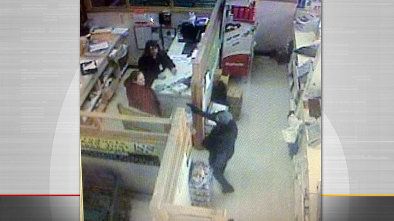 Police Seek Suspect In Two Sand Springs Armed Robberies