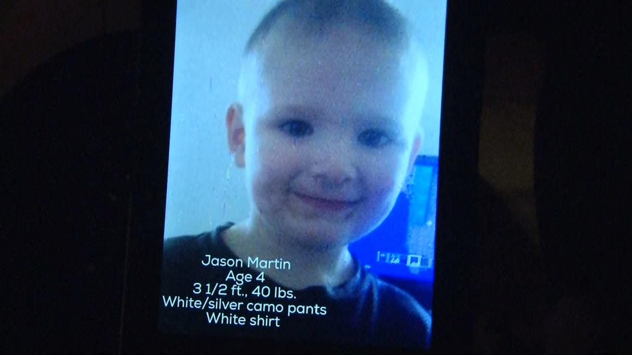 TCSO: Missing 4-Year-Old Boy Found Safe