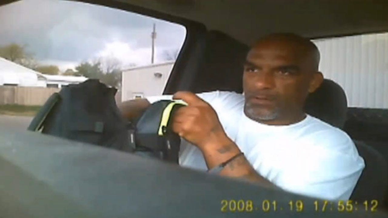 New Video Shows Former Reserve Deputy Using Force Days Before Harris Shooting
