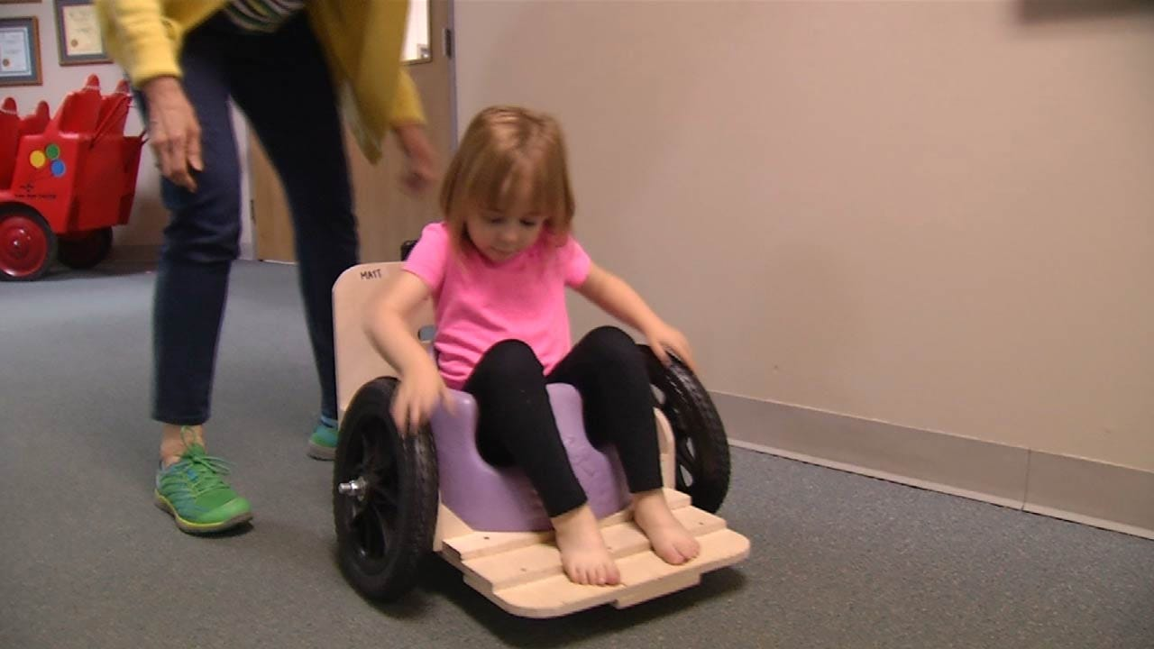 Tulsa Company Sets Goal To Use New Technology To Help Kids With Disabilities