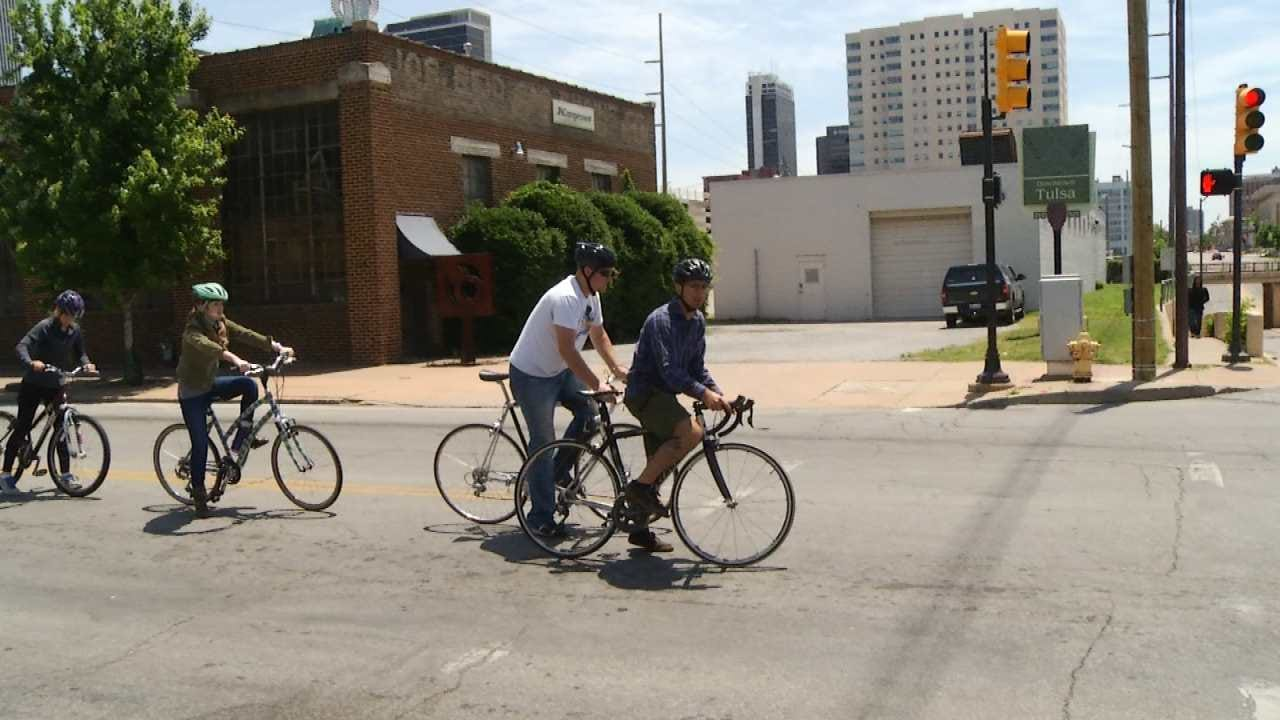Tulsa Nonprofit Offers Safety Seminars For Cyclists