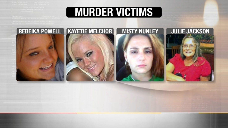 Tulsa Man Sentenced To Life In Fairmont Terrace Quadruple Murders