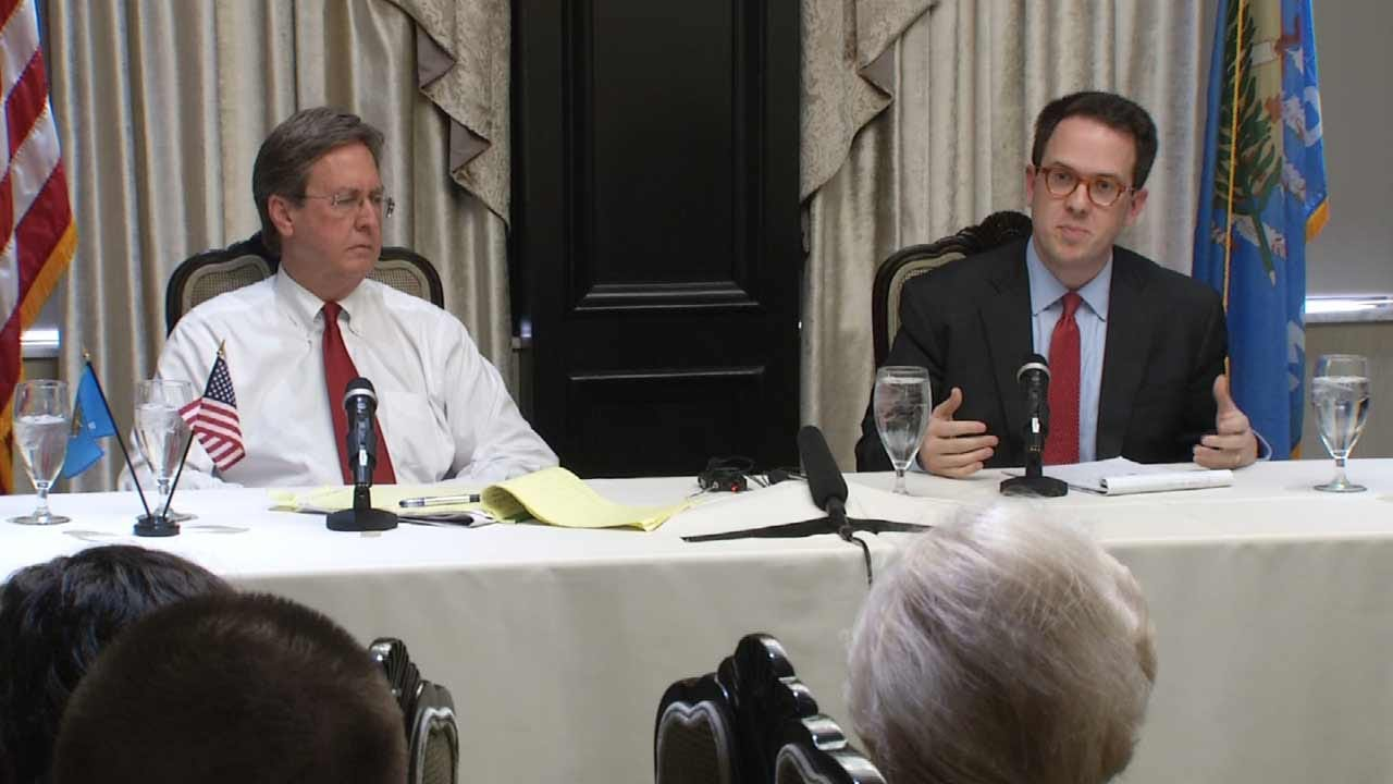 Bartlett, Bynum Spar In Tulsa Mayor Debate