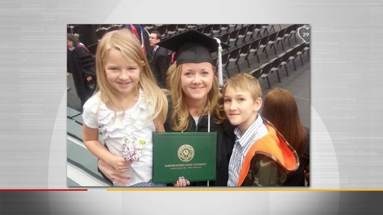 Memorial Service Held For Owasso Teacher Killed In Crash