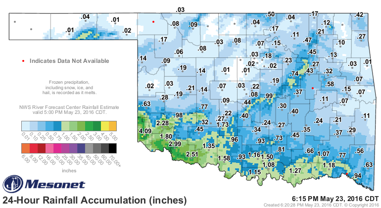 Dick Faurot's Weather Blog: Active Week Ahead