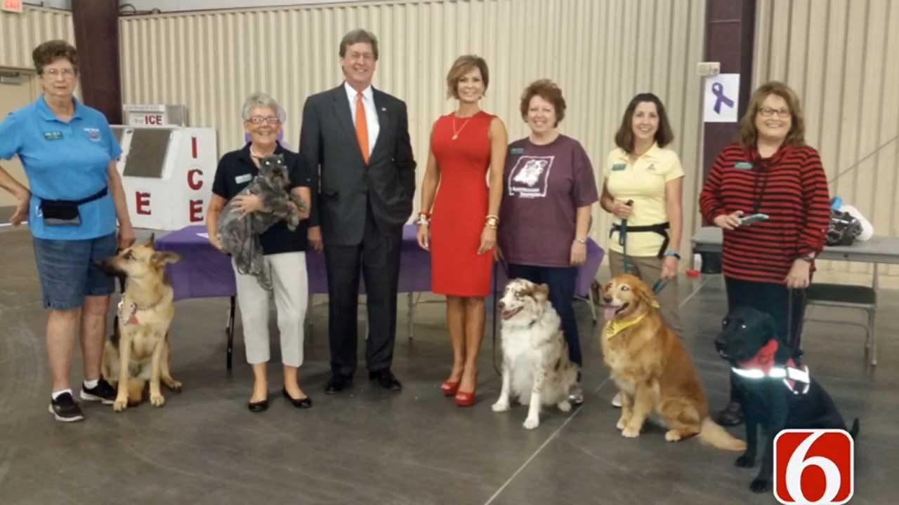 Third Annual Senior Lifestyle Fair Underway In Tulsa