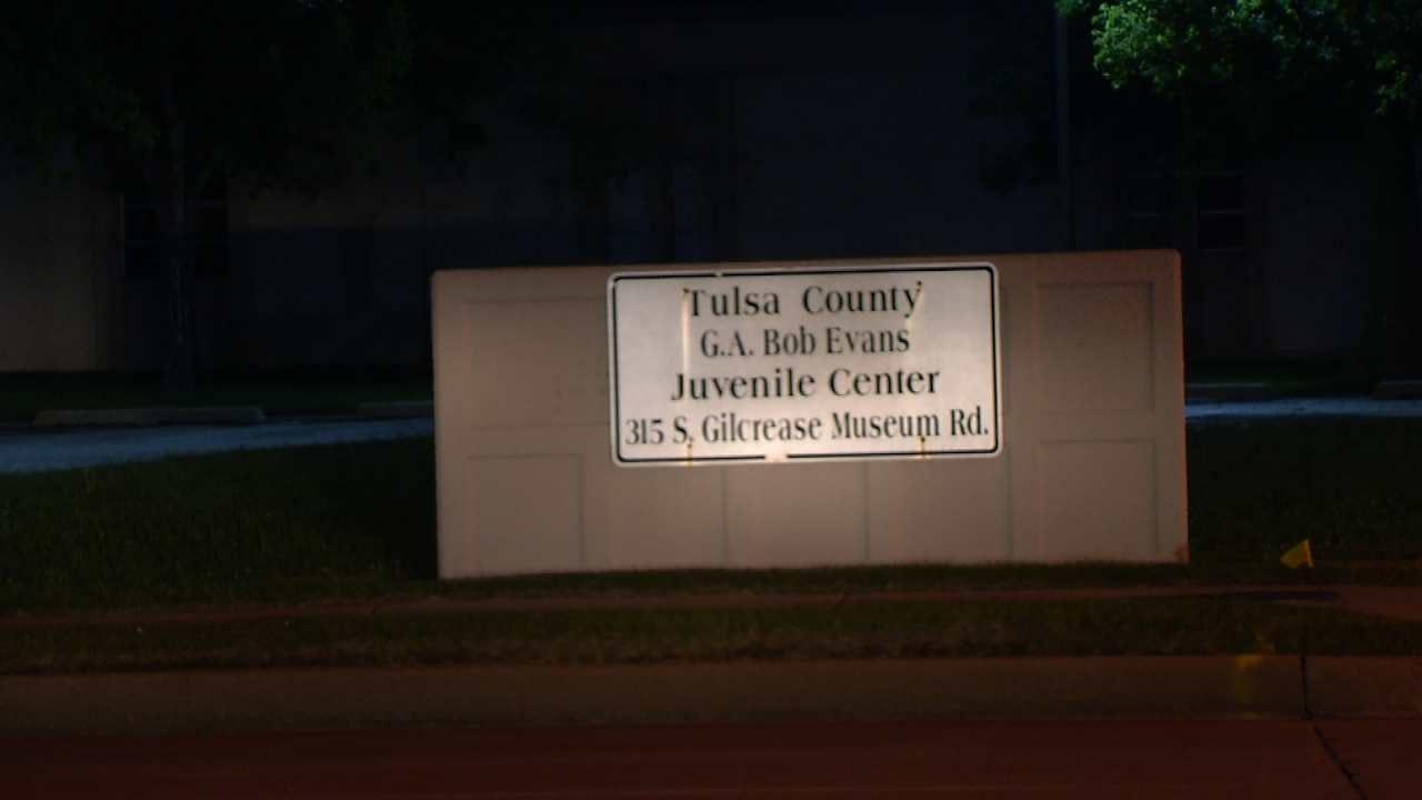 Captured: Teen Escapee From Tulsa Juvenile Detention Center
