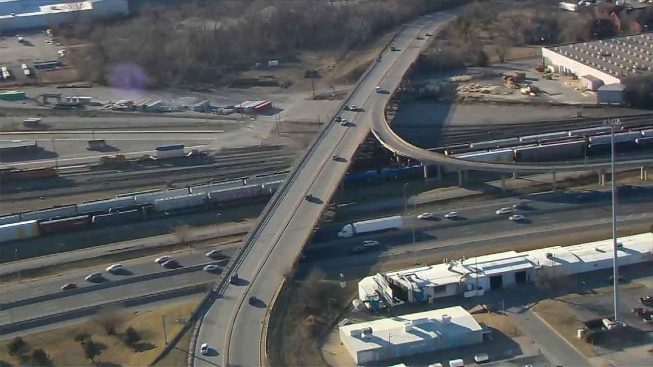West Tulsa Highway Bridge Rehab Project Set To Begin