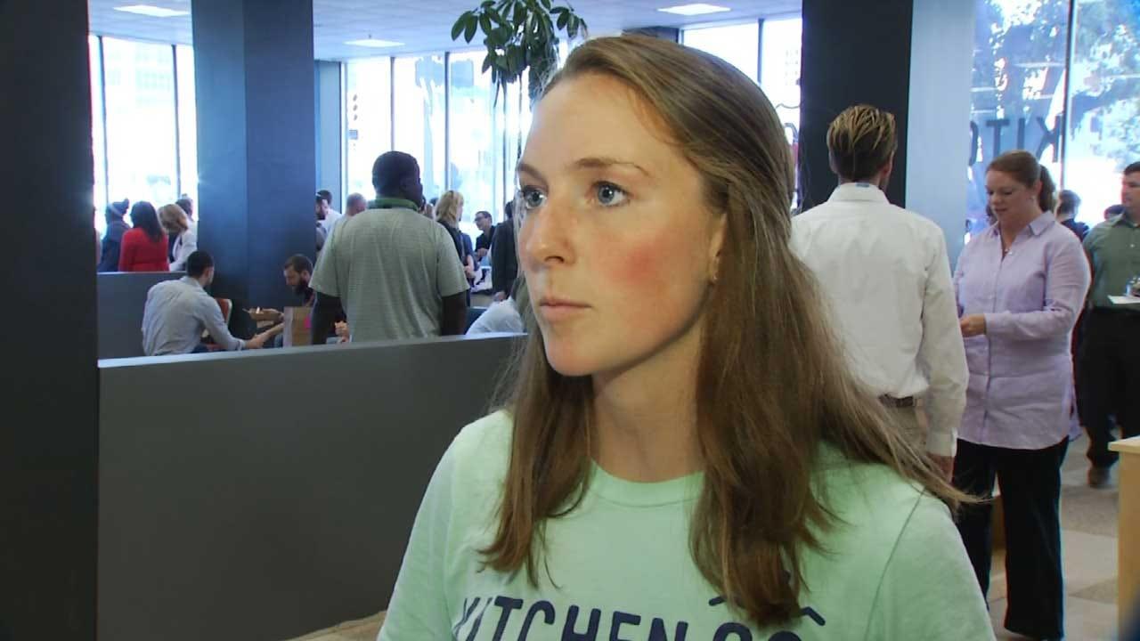 Tulsa's 'Kickstarter Kitchen' Holds Grand Opening