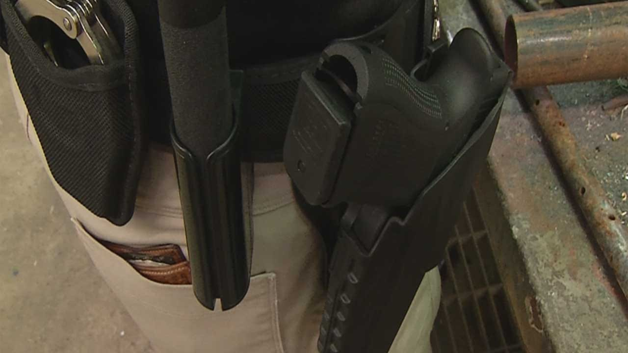 6 Investigates: Schools Arming Teachers To Protect Students