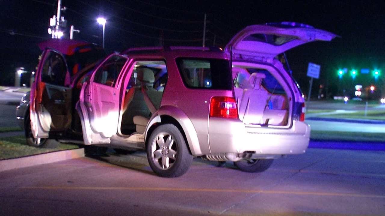 Three Teens In Custody After Tulsa Police Chase