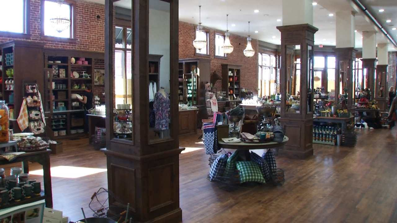 Pioneer Woman's 'The Mercantile' To Serve Up Big Business For Pawhuska