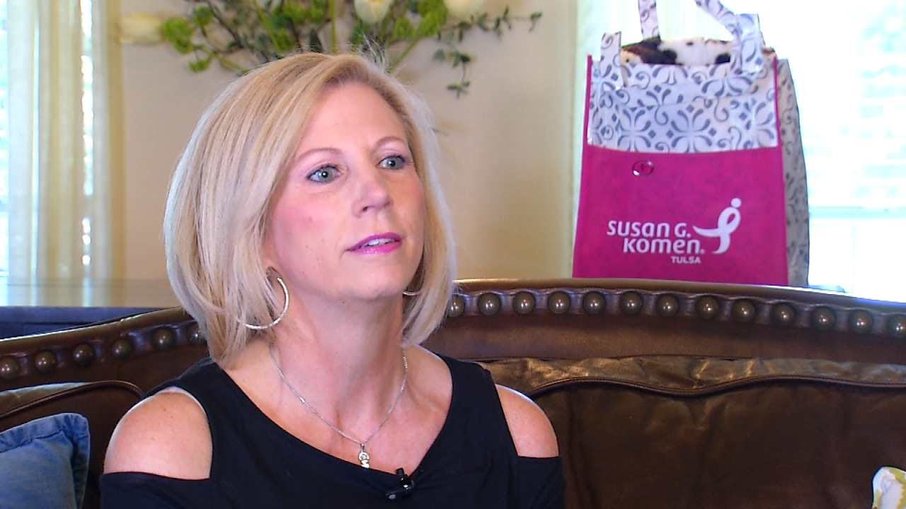 Komen Tulsa Offers Help To Newly Diagnosed Breast Cancer Patients