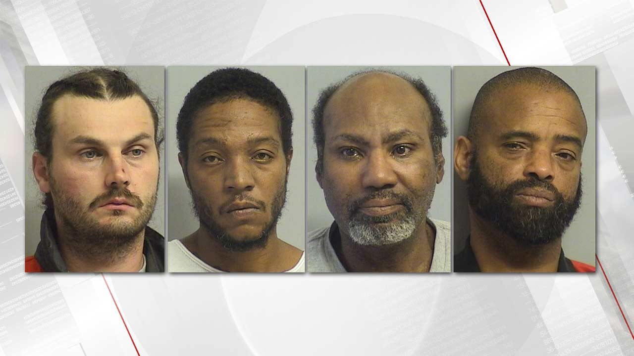 Tulsa County Sheriff's Office Makes Arrests In Man's Murder