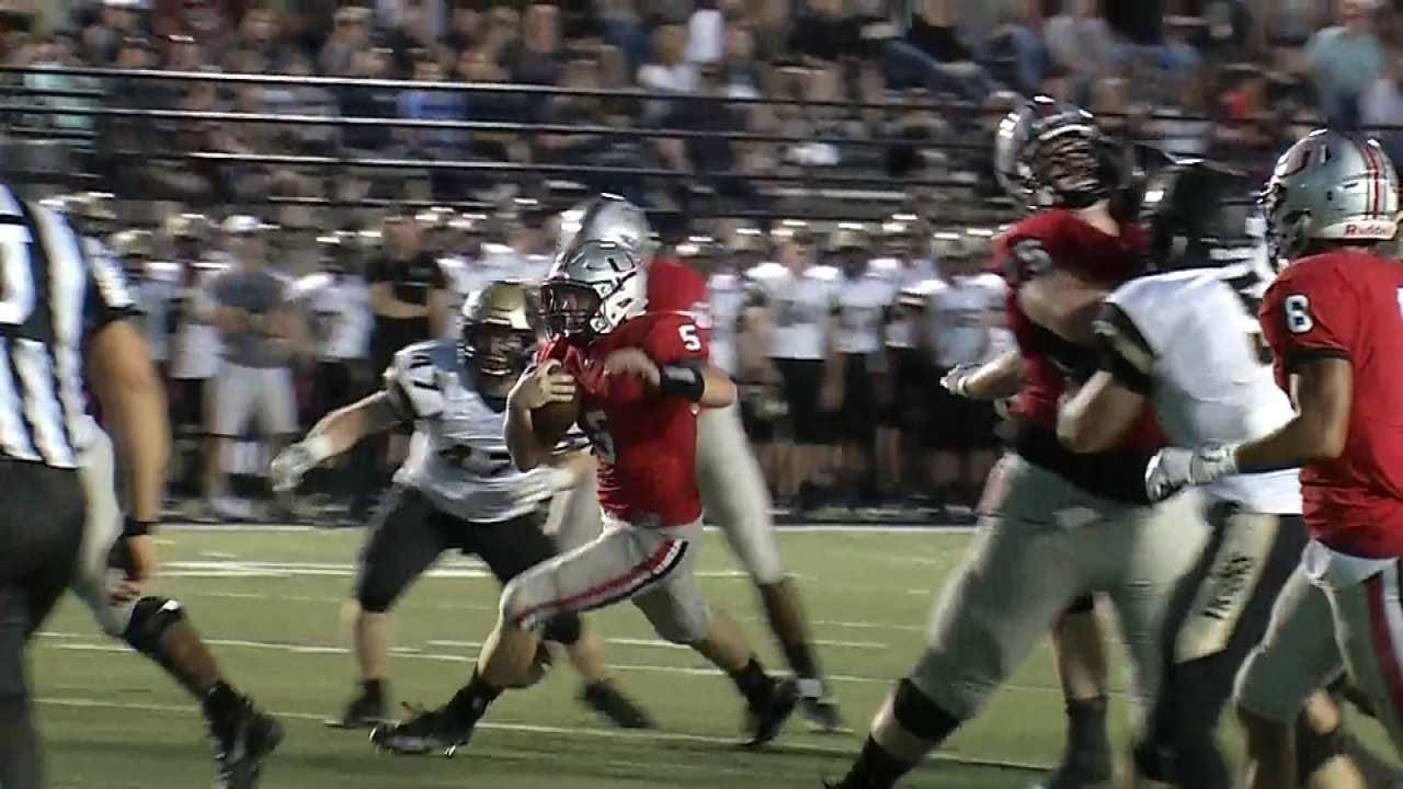 Game Of The Week: Union Thrashes Broken Arrow