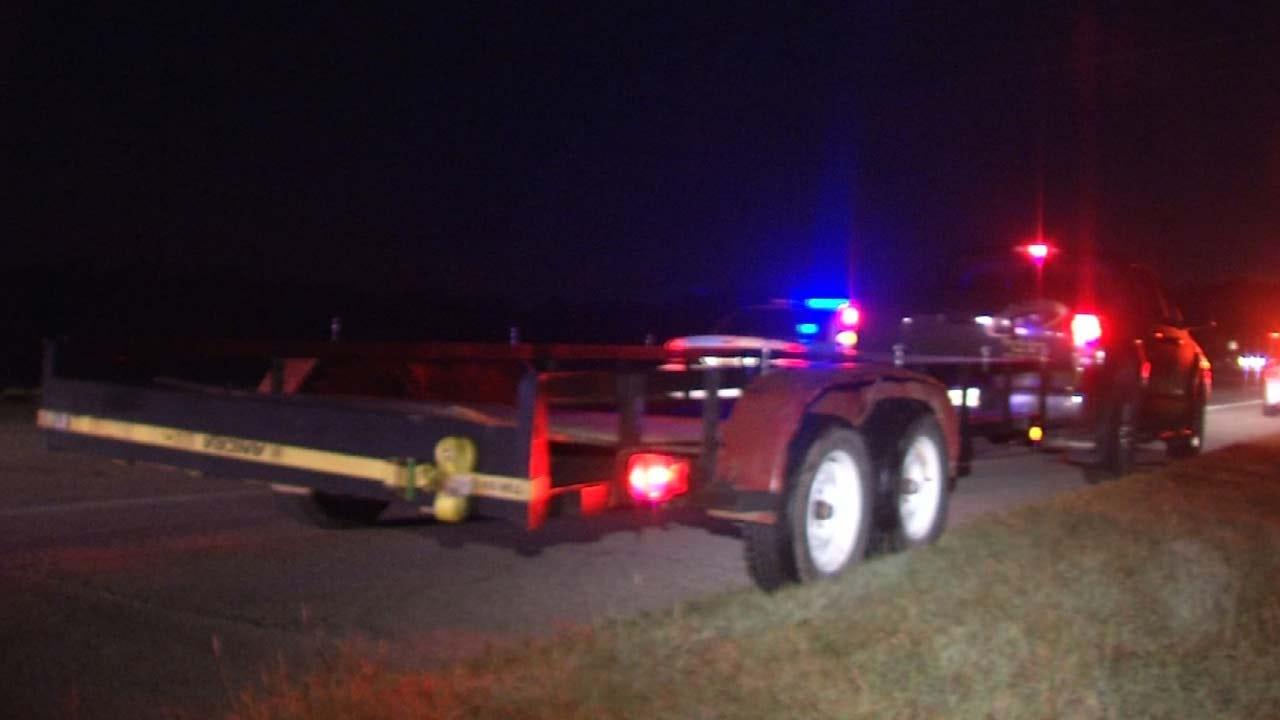 Sapulpa Police Stop Stolen Truck, Find Drugs And A Gun